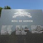 Wall of Honor - Wars