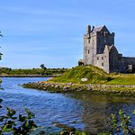 Dungaire Castle south of Galway