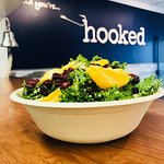 Hooked house salad