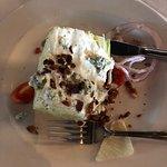 Wedge Salad (half portion, we split)