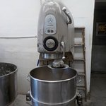 One of the mixing machines at Ferlo's