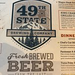 Bilde fra 49th State Brewing Company