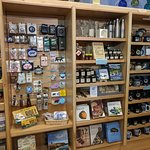 Inside the Gift Shop