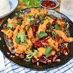 Dry Peppercorn Chicken