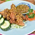 Chicken Satay Stick