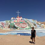 Salvation Mountain Foto