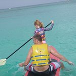Stand up paddle boarding