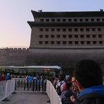 877 Bus to Badaling
