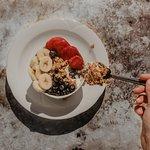 Organic Greek Yogurt with Fruit