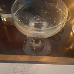 Small Martini - No Blue Cheese Olives?