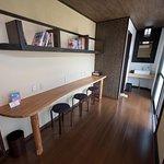 宿泊者専用ワークスペース / Common Lounge