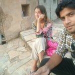 with Tiffiny at Nahargarh