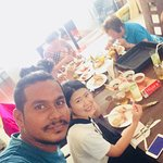 Good restaurant 🍲🍤🍟🥗🍝🍜🍛🍻🍸🍹😁👍🦀🦐🐙