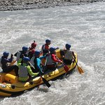 Rafting tours from the city of Kutaisi along the Rioni River and tasting of the Semi-sweet wine