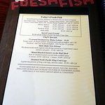 daily specials at Red Lobster