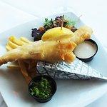 Battered Fish & Chips