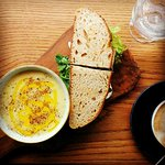 soup and sandwich deal €10
