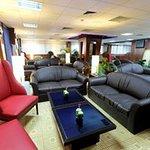 Radisson Executive Airport Lounge