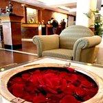 Radisson Hotel Main Lobby