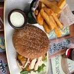 Surf and Turf Burger XL