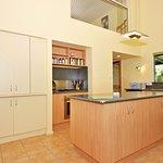 Tree Elle Retreat Lofthouse kitchen