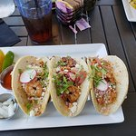 Shrimp Tacos. Yummy!