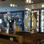Oven mozzarella Bar Las Tablas Foto