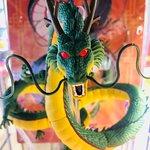 Nuestro dragón Shenron