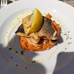 Sea Bass - wonderful