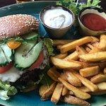 Gilleleje burger på Aars hotel