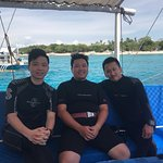 Beautiful day at Balicasag Island  Alona Divers
