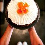 Nuestro Carrot Cake