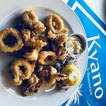 Kyano Beach Restaurant Foto