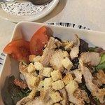 Chicken Cesear Salad