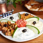 cold mix meze, perfect for this time of the year, come and give it a try
