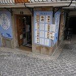 Adega das Caves main restaurant...Sintra.