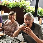No one leaves hungry on a Riverside Food Tour!