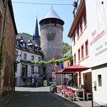 Unsere Außenplätze am Alten Stadtturm