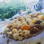 Appricot tart
