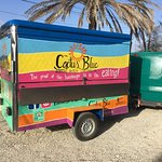 The Cactus Blue Food truck