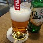 Une bière fraîche