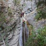Der landschaftlich sehr schöne Acles Canyon
