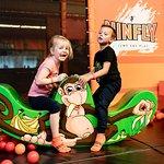 NINFLY Motorik Spielplatz - von 1 bis 11 Jahren