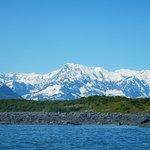 A picture perfect day at Columbia Glacier