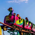 Something for everyone at this traditional seaside fairground. Rides, arcades, games, prizes ,fo