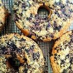 Blueberry Cardamom Coffee Cake