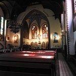Wnętrze kościoła Św. Jerzego w Sopocie