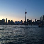 Toronto Skyline for the Ste Marie 1