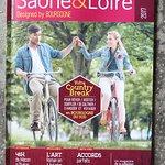 Brochure sur la Saône et Loire