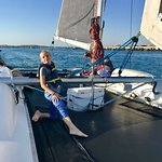 Photo de Fun Cat Sailing Catamaran Adventures